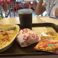 Photo taken at Jollibee by Davelyn P. on 10/21/2015