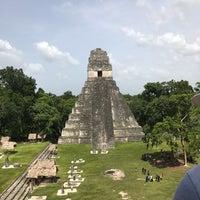 Photo taken at Parque Nacional Tikal by Amandine B. on 7/22/2017