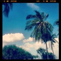 Photo taken at Moonlight Bay Resort Koh Lanta by Christof S. on 1/20/2013