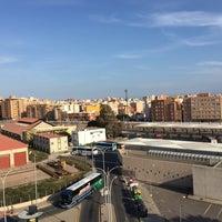 Photo taken at NH Hotel Ciudad de Almeria by Chris O. on 4/4/2015