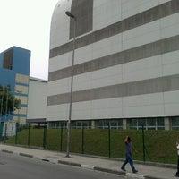 Photo taken at Instituto de Física Teórica da UNESP by Nelson Takashi Y. on 11/1/2012
