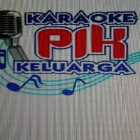 Photo taken at Karaoke PIK Keluarga by suci s. on 6/16/2013
