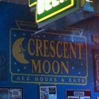 Photo taken at Crescent Moon Ale House by Jackie B. on 11/21/2012
