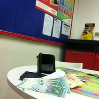 Photo taken at Pejabat Pos (Post Office) by Azriq D. on 8/7/2013