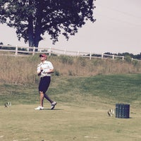 Photo taken at Chariot Run Golf Course by Steve B. on 8/28/2015