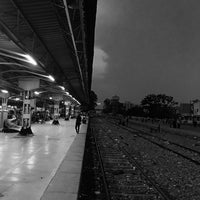Photo taken at Gurgaon Railway Station (GGN) by Kshitiz K. on 6/27/2017