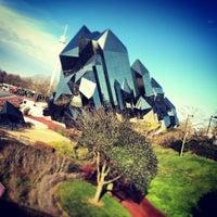 Photo taken at Futuroscope by Régis L. on 12/29/2012