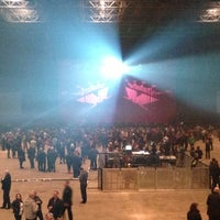 Photo taken at Echo Arena Liverpool by Michelle H. on 12/7/2012