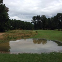 Photo taken at Whispering Pines Golf Club by Josh L. on 10/31/2013