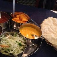 Photo taken at Muhib Indian Restaurant by Michael S. on 1/22/2013