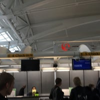 Photo taken at Aeroflot Check-in by Ruby Z. on 4/9/2016