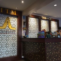 Photo taken at ITM - International Training Massage School by Ruby Z. on 10/10/2016