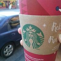 Photo taken at Starbucks by @michaelkwan on 11/8/2012