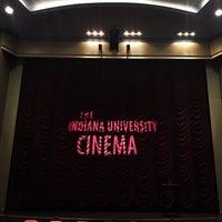 Photo taken at Indiana University Cinema by Yisi L. on 9/18/2016