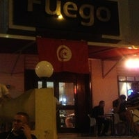 Photo taken at Fuego by Haykel H. on 7/24/2013