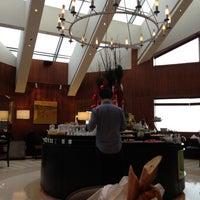 Photo taken at Sofitel Hyland Hotel by Wouter V. on 12/23/2012