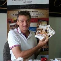 Photo taken at Gondwana Travel Centre by Bernd G. on 11/19/2012