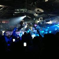 Photo taken at Ibiza Nightclub by Richard G. on 1/1/2013
