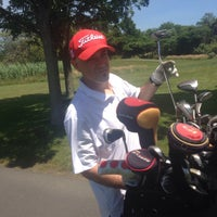 Photo taken at Montauk Downs State Park Golf Course by Patrick K. on 7/6/2013
