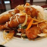 Photo taken at Čínská restaurace Zhong Nan Hai by Martin K. on 8/16/2017