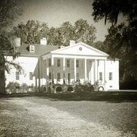 Photo taken at Hampton Plantation by VVally V. on 12/14/2013