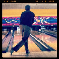 Photo taken at Clover Lanes by Victor S. on 12/29/2012