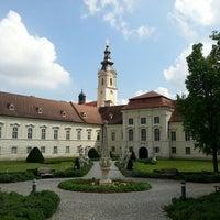 Das Foto wurde bei Stift Altenburg von Petr M. am 5/8/2013 aufgenommen
