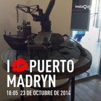 Photo taken at Hotel Península Valdés by Mercedes L. on 10/23/2014