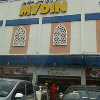 Photo taken at Mydin Mall by Tengku Zulhafeez T. on 5/2/2013