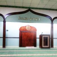 Photo taken at Atlanta Masjid Of Al-Islam by Washim W. on 1/17/2015