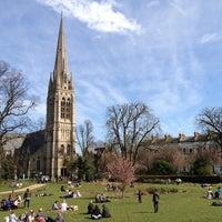 4/14/2013 tarihinde Andrew M.ziyaretçi tarafından Clissold Park'de çekilen fotoğraf