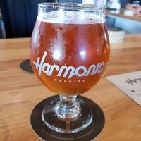 Das Foto wurde bei Harmonic Brewing von Alun W. am 9/14/2018 aufgenommen