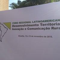 Photo taken at Embrapa Recursos Genéticos e Biotecnologia - CENARGEN by Irene S. on 11/12/2015