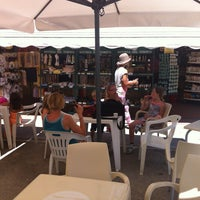 Photo taken at Bottega Del Turista by Robert d. on 7/23/2013