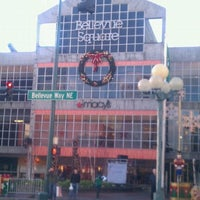 Photo taken at Bellevue Square by S W. on 12/21/2012