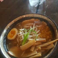 Photo taken at Itsy Bitsy Ramen And Whisky by S W. on 2/17/2016