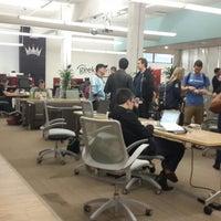 san francisco rackspace office. Photo Taken At Rackspace SF By Pablo B. On 10/17/2014 San Francisco Office