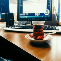 Photo taken at TEMEL İNŞAAT NAK. LDT. ŞTİ by Ceyhun A. on 1/29/2016