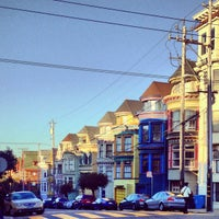 Photo taken at Haight-Ashbury by Shawn L. on 1/14/2013
