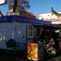 Photo taken at Rudis Curry-Wurst-Eck by Christoph H. on 10/31/2013