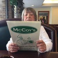 Photo taken at McCoy's Restaurant by jm2k1 on 11/12/2014