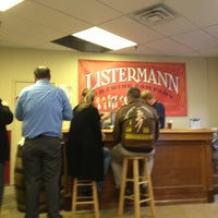 Photo taken at Listermann Brewing Co. by Beverly C. on 2/22/2013