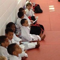 Photo taken at Droege's ATA Martial Arts by Tabious C. on 10/12/2013