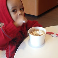 Photo taken at Cowlicks Yogurt & Floats by Tabious C. on 5/3/2013
