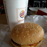 Photo taken at Burger King by Grace S. on 10/31/2014