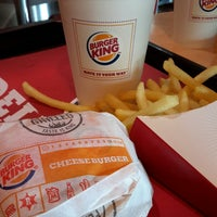 Photo taken at Burger King by Grace S. on 1/7/2015