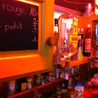 Photo taken at Bar chez Belette Thioleyres by Chris C. on 5/18/2014