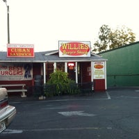 Photo taken at Willie's Burger Shack by Dan L. on 11/8/2013
