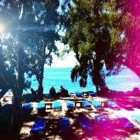 Photo taken at Rivera Beach Bar by John Z. on 5/26/2013