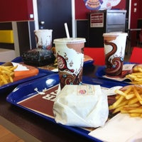 Photo taken at Burger King by Federica kikka O. on 10/15/2012